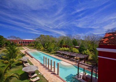 Yucatan Hacienda Temozon