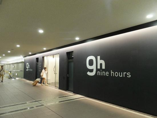 9 H. NINE HOURS HOTEL