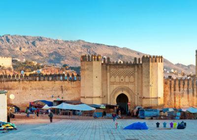 Marruecos- Fez y el norte