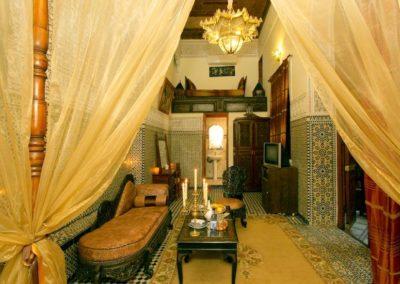 Riad Ibn Khaldoun Fes Marokko 3