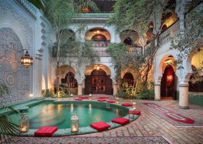 Wasat Riad Marrakech