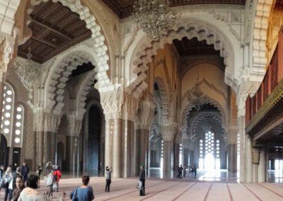 mezquita hassan II, Casablanca,