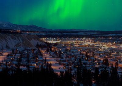 Canada-Yukon-NorthernLightsWhitehorse