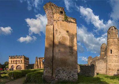 Castillo De Fasilides, Gondar 2