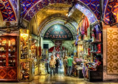 El Gran Bazar de Estambul Turquia