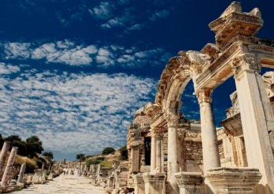 Ephesus-Terrace