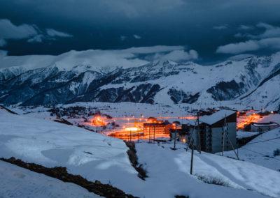 Gudauri ski 2