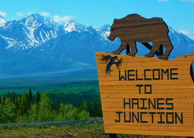 Haines Junction Yukon 2
