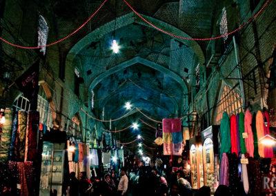 Isfahan grand bazaar
