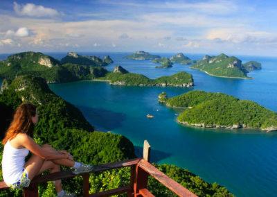 Koh Samui islas