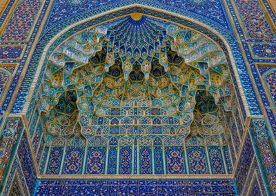 Mausoleo-de-Gur-e-Amir-Samarkanda-2-