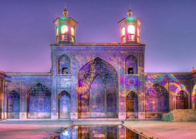 Nasir ol-Mulk Mosque in Shiraz