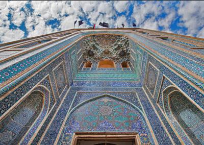Portal De Jame A Mesquita Yazd