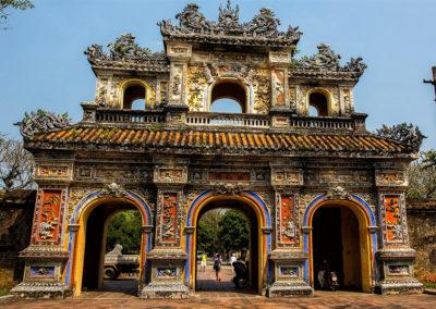 Hue Vietnam foto