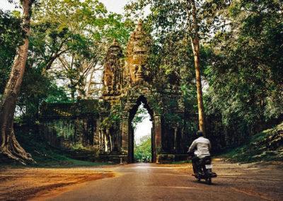 Khmer-Temple