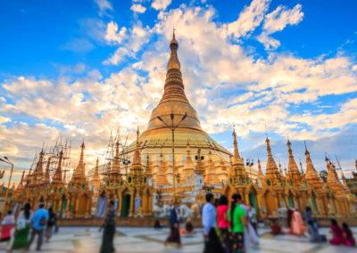 Shwedagon photo