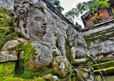 goa gajah templo