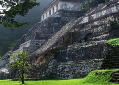 Palenque-Chiapas-Mexico