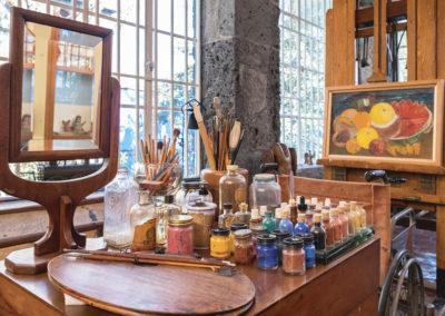 La-casa-en-la-que-vivió-Frida-Kahlo